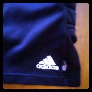 Adidas Shorts with cushioned sides & back